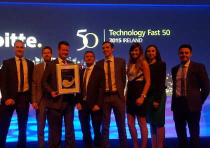 Deloitte Technology Fast 50 Award